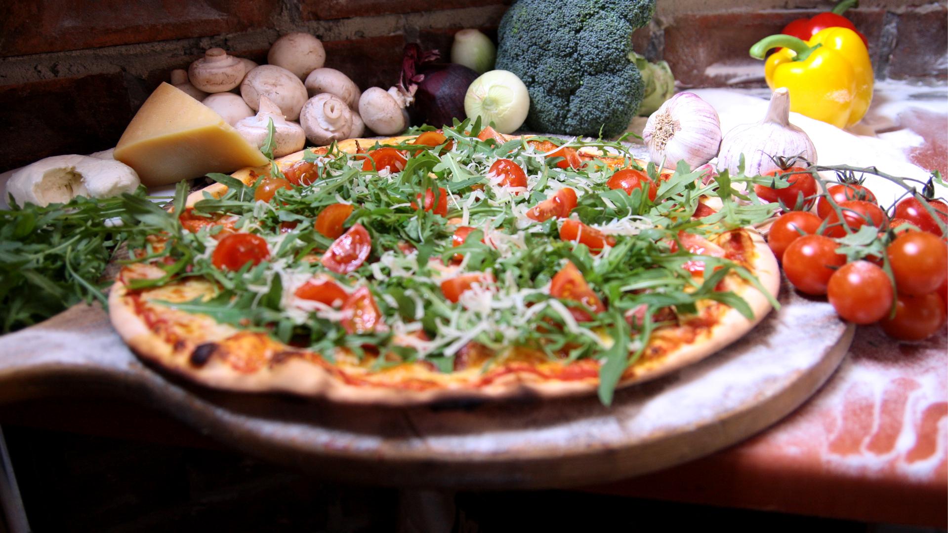 Pizzeria, pub, Restauracja